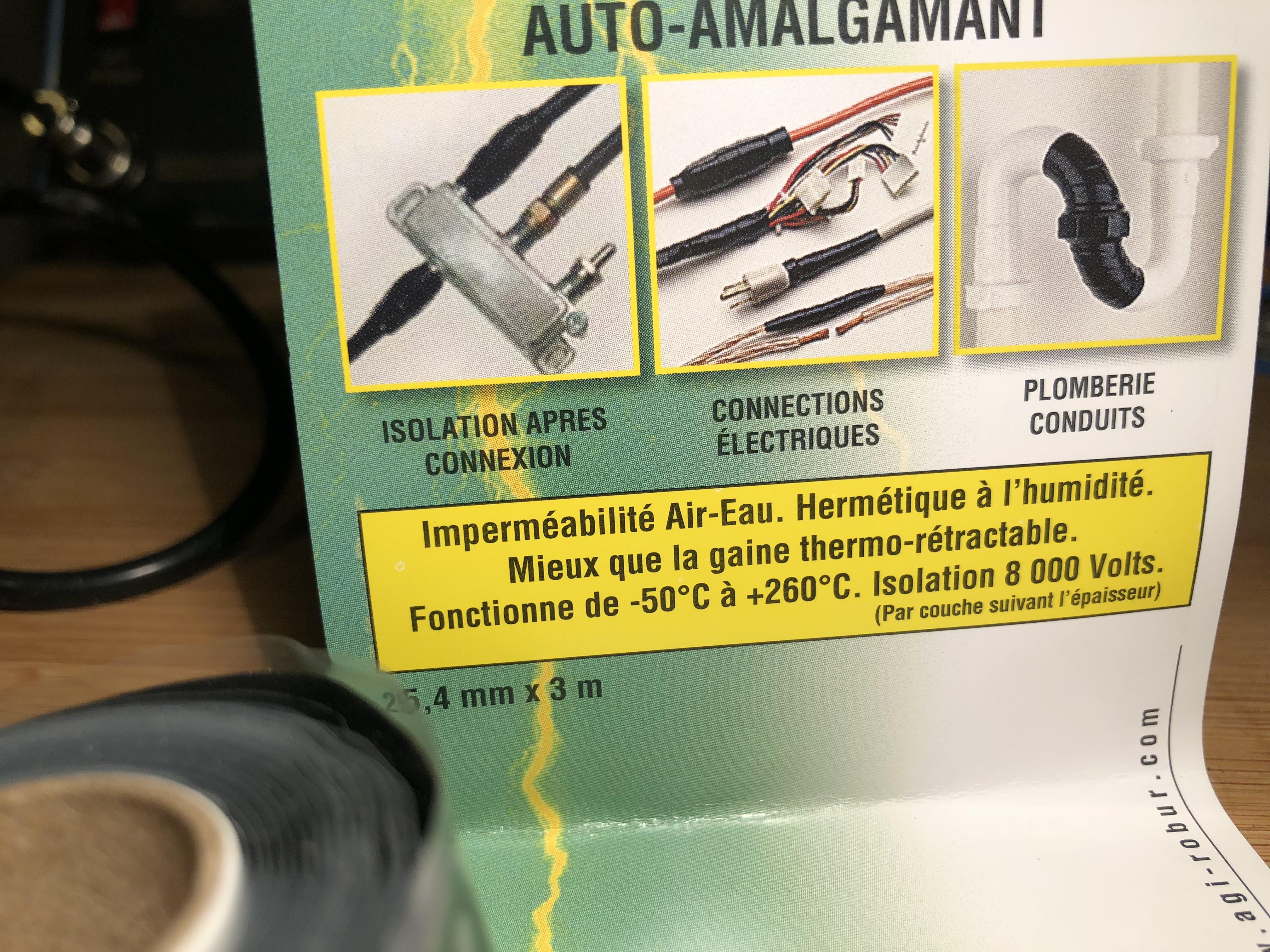 Câblage Section Moteur Avec Connecteur Mt60 Tutoriaux Et